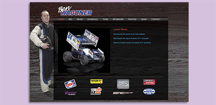 Ben Wagoner Website