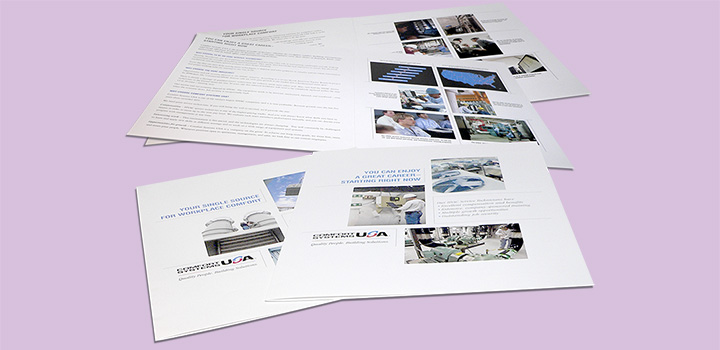 Comfort Systems USA Brochure